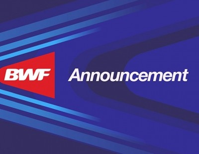 BWF Lifts Sri Lankan Suspension