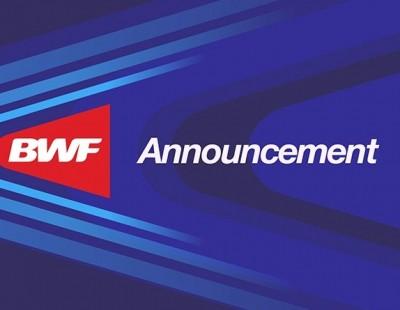 BWF Lifts Sri Lankan Suspension