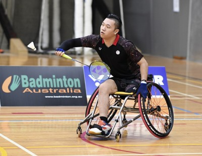 Para badminton Gets Further Boost with Inclusion at Paris 2024 Paralympic Games