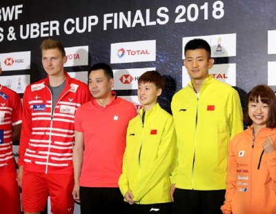 BWF Drives Athlete and Entourage Cause