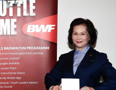 New BWF Deputy President and BWF Council Member Elected