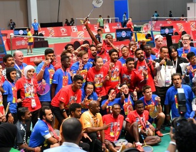 Special Olympics and BWF
