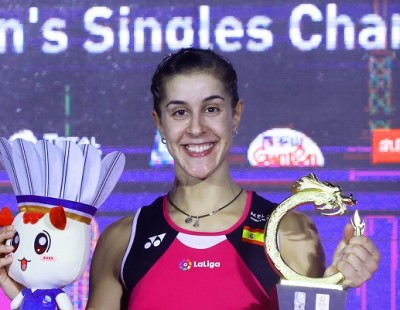 Carolina Marin Wins Victor China Open 2019 in One of Badminton's Greatest Ever Comebacks
