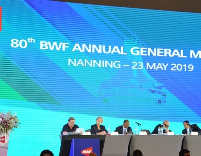 BWF Highly Rated in Governance Review