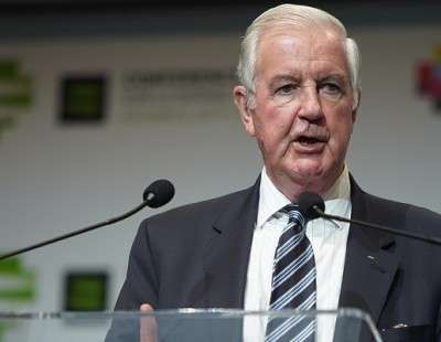 Sir Craig Reedie Honoured in Katowice