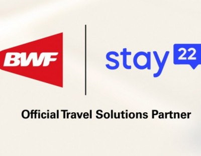 BWF Partners With Stay22