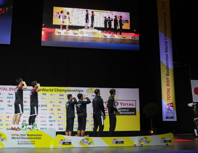 Next BWF World Championships  Huelva, Spain – 29 November – 5 Dec 2021