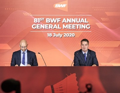 BWF Memo – Key Decisions – BWF AGM 2020 / Ethics Regulations in Force 19 July