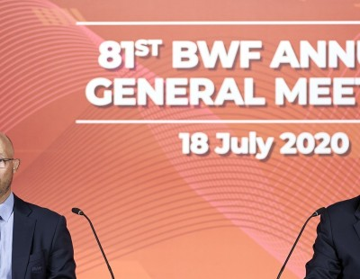 81st BWF Annual General Meeting