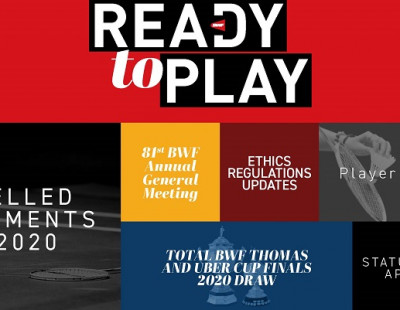 READY TO PLAY VOLUME 6 – 7 August 2020