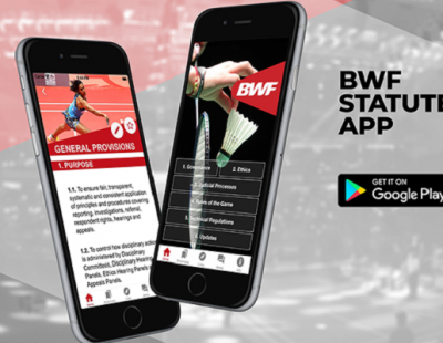 BWF STATUTES APP – Download @ App Store | Google Play