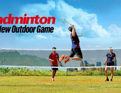 Air Badminton Update – Guidelines – Equipment – AirBadminton Branding Toolkit – Videos – Competitions