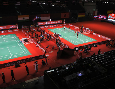 BWF Partners with Creative to Add Holography to Badminton Live Streams