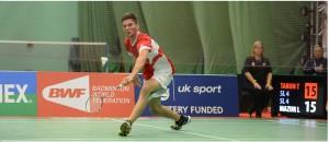 Para-Badminton - Lucas Mazur - SL 4