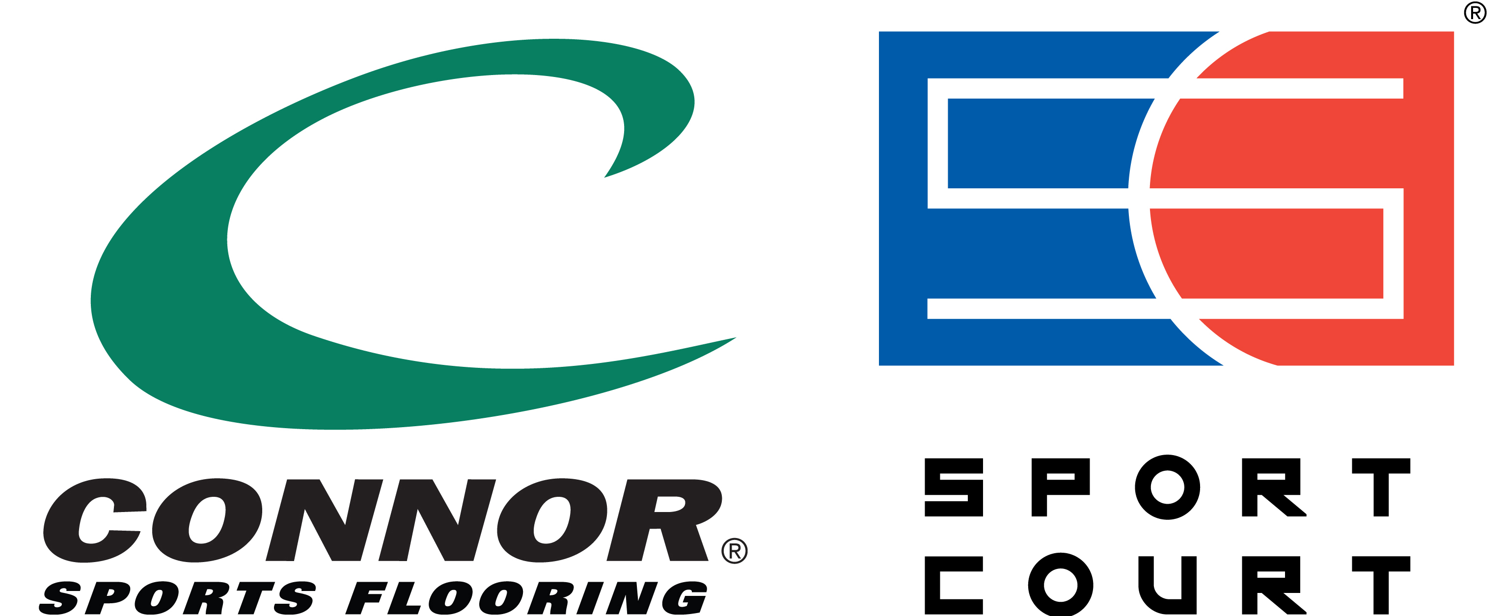 Connor And SC Logos. CONNOR PERFORMANCE WOOD FLOORING