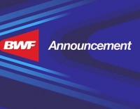 BWF AGM Update