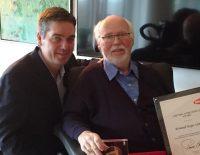 BWF Honours Erland Kops