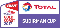 Sudirman Cup 2017 Logo
