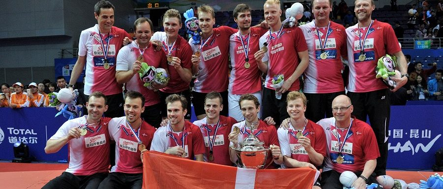Thomas Cup Champions