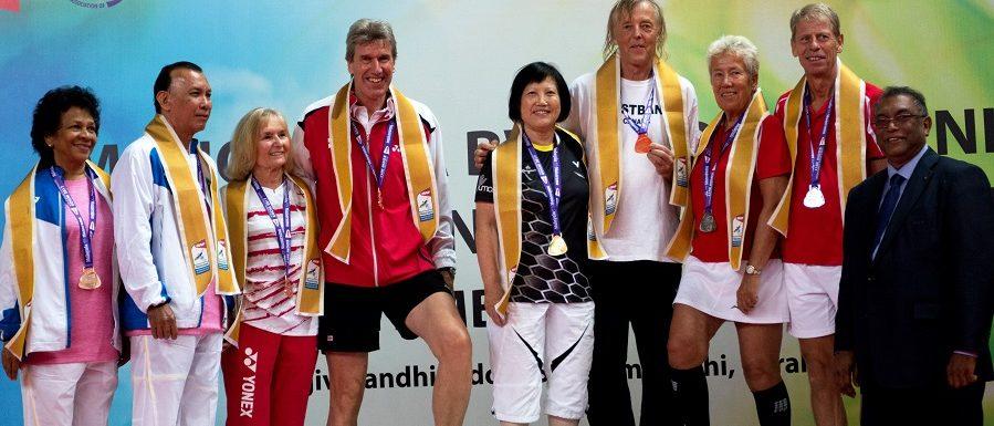 World Senior Championships | BWF Corporate